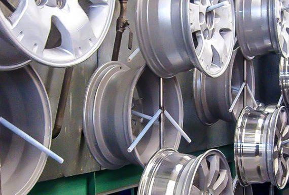 鋁合金輪圈