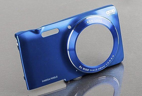 數位相機外殼