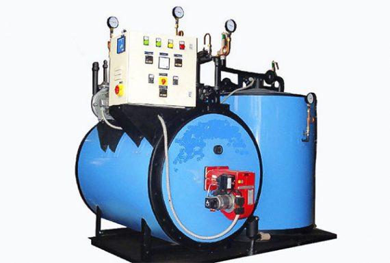 熱水鍋爐及蒸汽鍋爐