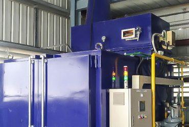 熱碳化吊具清潔爐
