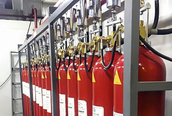消防滅火系統