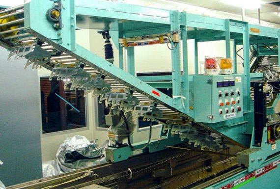 水轉印曲面印刷塗裝設備