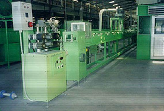橡膠加硫植毛設備