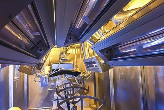 U.V. 超紫外線乾燥爐